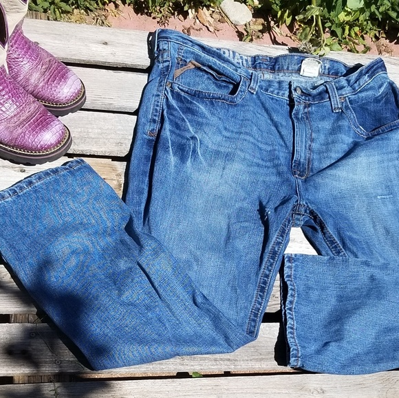 Ariat Other - Ariat Low Rise Boot Cut Jeans W 38 x L 30